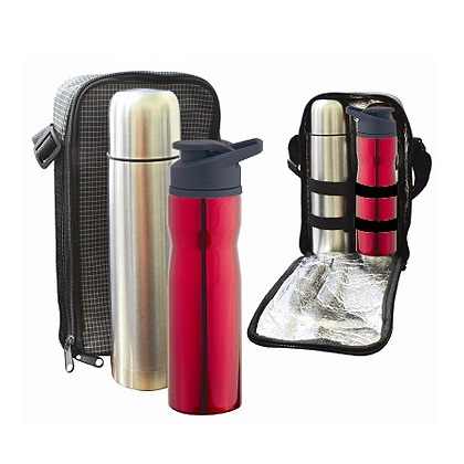 BO-042-Travelling-Thermo-Flask-&-Trendy-Bottle-Set