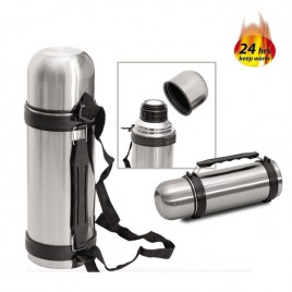 Large Stainless Steel Thermo Flask