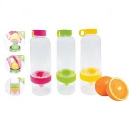 Squeeze Lemon Water Bottle