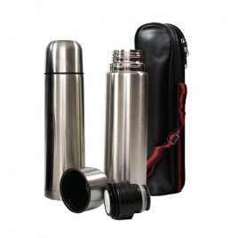 Thermo Flask With Pouch