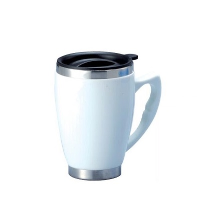 MT-017-Ceramic-Stainless-Steel-Mug-White
