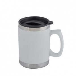 Ceramic Stainlee Steel Coffee Mug