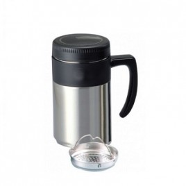 Stainless Steel Filter Mug with Infuser