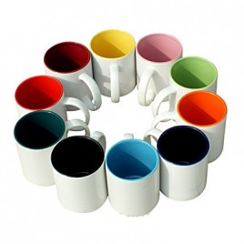 Inner Colour Ceramic Mug