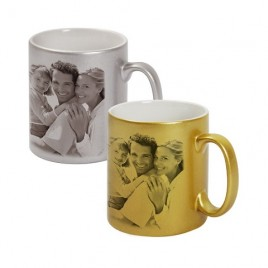 Exclusive Coated Ceramic Mug