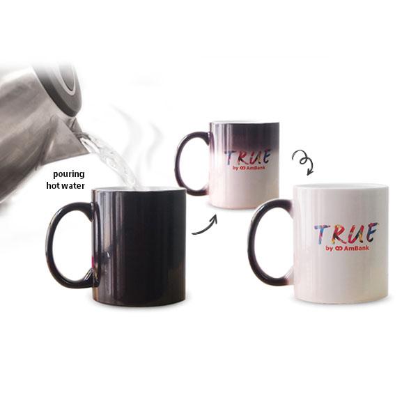 Magic Ceramic Mug Supplier - IPC Drinkware