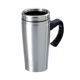 Stainless Steel Thermos Travel Mug