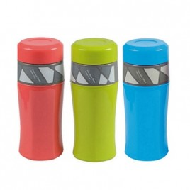 Diamond Stainless Steel Colour Mug