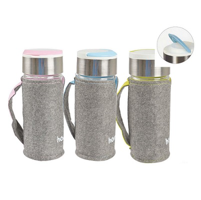 MU-101-Glass-Water-Mug-with-felt-Pouch