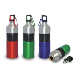 Aluminium Bottom Colour Bottle