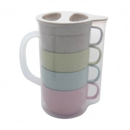Eco Jug with Coffee Mug