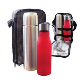 Travelling Thermo Flask & Oppo Bottle
