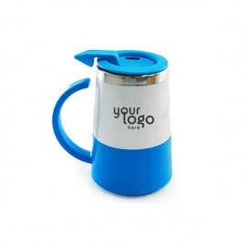 2 Tone Double Wall Stainless Steel Mug
