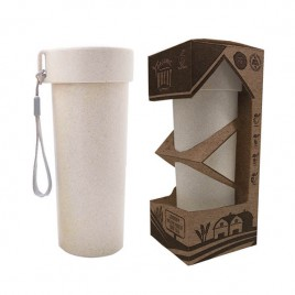 Organic Wheat Fiber Mug